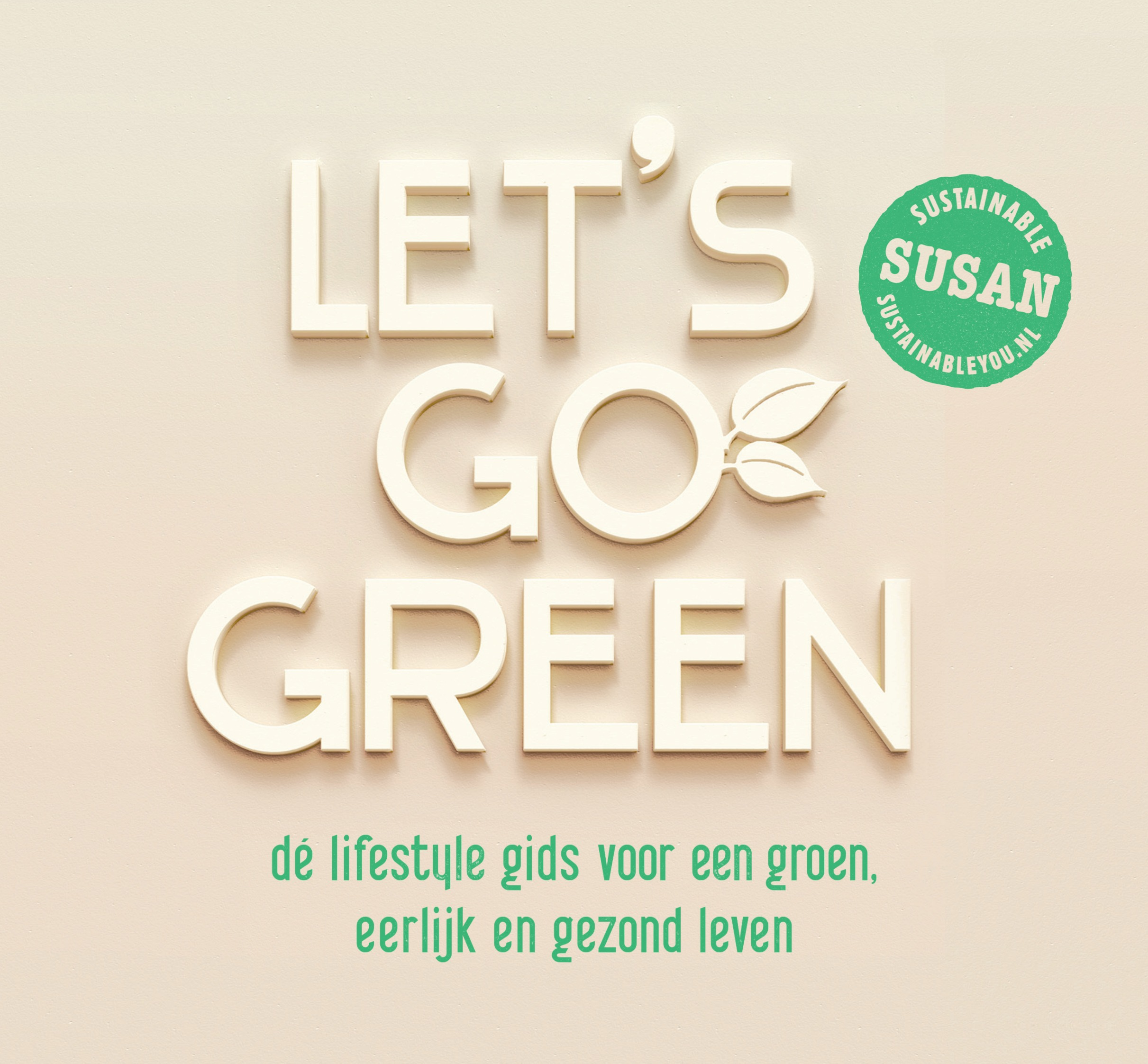 Let's go green cover