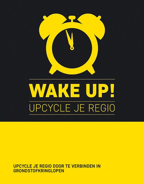 Wake up - upcycle je regio